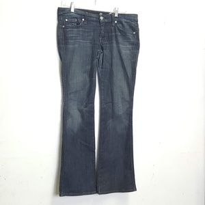 7 for all mankind A pocket the lexie